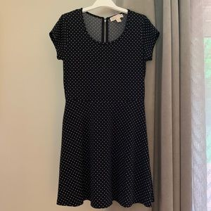 Michael Kors Polka Dot Dress